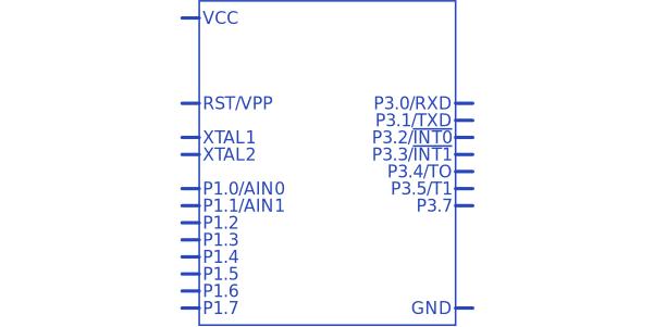 At89c2051 Datasheet Pdf