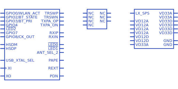 Realtek RTL8188ETV datasheet