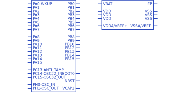 STMicroelectronics STM32F401CCU6